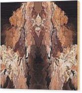 Symmetries - Marucii Wood Print