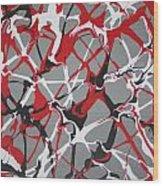 Synapse 3 Wood Print