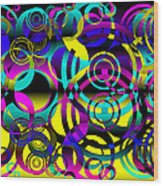 Synchronicity 2 Wood Print