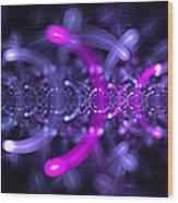 Synchrotron Wood Print