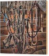 Tack Wood Print