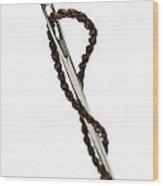 Tailor's Needle Wood Print