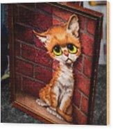 Take Me Home Wood Print by Bobbi Feasel