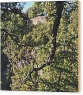Tallulah Overlook Wood Print