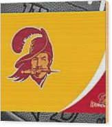 Tampa Bay Buccaneers Wood Print