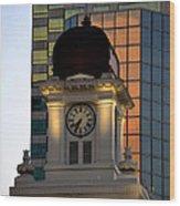 Tampa City Hall 1915 Wood Print