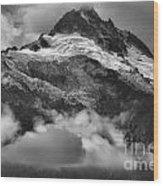 Tantalus Mountains - Canadian Coastal Mountain Range Wood Print