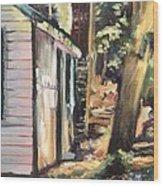 Tara Loon Wood Print