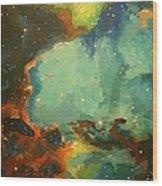 Tarantula Nebulae Wood Print
