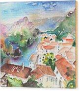 Tarascon Sur Ariege 02 Wood Print