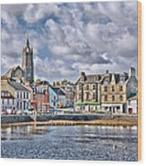 Tarbert -  Loch Fyne Wood Print