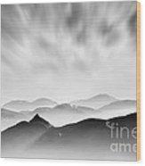 Tarmachan Ridge Wood Print