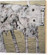 Taurus No 3 Wood Print by Mark M  Mellon