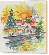 Tavira 03 Wood Print