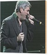 Taylor Hicks Wood Print