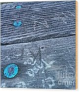 TBL Wood Print
