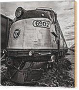 Tc 6902 Wood Print