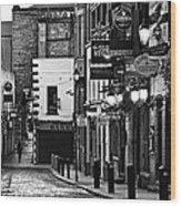 Temple Bar / Dublin Wood Print