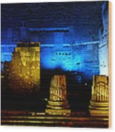 Temple Of Mars Ultor Wood Print