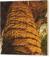 Temple Of The Sun Wood Print