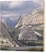 Tenaya Lake Yosemite Wood Print
