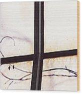 Tendrils Wood Print