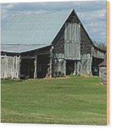 Tennesse Barn Wood Print