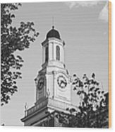 Tennessee Tech University Derryberry Hall Wood Print