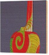 Tenor Pono Ukulele Wood Print