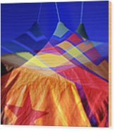 Tent Of Dreams Wood Print