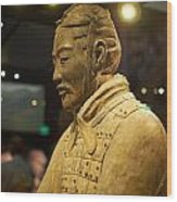 Terracotta Soldiers Wood Print