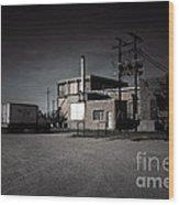 Tcm  #6 - Slaughterhouse Wood Print