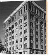 Texas Depository Wood Print