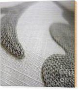 Textures 6 Wood Print