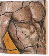 Thaddeus - Study No. 1 Wood Print