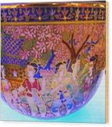 Thai Design Ceramics Wood Print