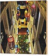 Thai Hotel Wood Print
