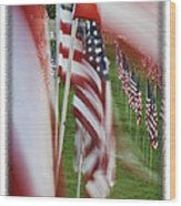 The 10th Anniversary Of 9-11-2001 Forest Park St Louis Mo Img 5708 Wood Print