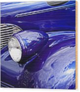 The 1939 Chevy Coupe Wood Print