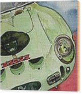 The 1962 Ferrari 250 Gto Was Built For Sir Stirling Moss Wood Print
