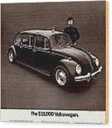 The 35000 Volkswagen Wood Print