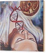 The 7 Spirits - The Spirit Of Wisdom Wood Print