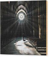 The Abbey Wood Print