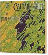 The Adventures Of Captain Horn 1895 Wood Print