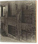 The Alibi Room - Seattle Wood Print