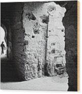Mysterious Labyrinth  Wood Print
