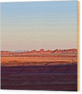 The American Southwest Wood Print