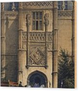 The Arch, Montacute House, Somerset Wood Print