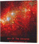 The Art Of The Universe 309 Wood Print