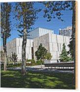 The Barnes Museum - Philadelphia Wood Print